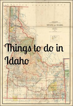 222 Best Natural Attractions in Idaho images