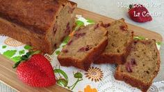 Muy Locos Por La Cocina: Bizcochos Pan Dulce, Sweet Bread, Pound Cake, Dried Fruit, Banana Bread, Cake Decorating, Food And Drink, Cooking Recipes, Sweets