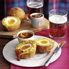 RT @olivemagazine: Smoked haddock scotch eggs #instafood #eggs http://ift.tt/1IJBUzI  ^ Perfect brunch!