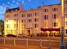 The Old Ship Hotel in Brighton East Sussex England Brighton East Sussex, Brighton And Hove, Brighton Hotels, Hotel Reservations, Best Hotels, Trip Advisor, United Kingdom, Saving Money, Old Things
