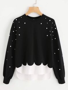 Kinlene Womens Tops Sale Boho Embroidery O-Neck Flare Sleeve Sweater Bloues T Shirt