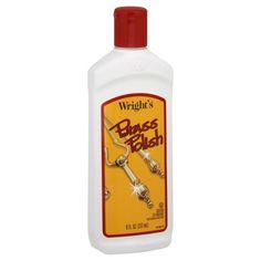 Wrights Brass Polish