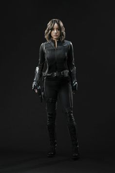 """Marvel Entertainment on Twitter: """"Get a look at Daisy's new Quake suit from #Marvel's #AgentsofSHIELD!"""""""