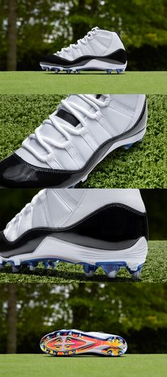 b773157d97 Nike Air Jordan XI concord cleat