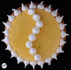 C'est ma fournée !: La tarte au citron de Jérôme De Oliveira Pavlova Recipe, Cake & Co, Desserts To Make, Sweet Tarts, Lemon Curd, Tea Time, Caramel, Food And Drink, Sweets