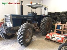 6100DT uit 1988 Tractors, Monster Trucks, Vehicles, Agriculture, Car, Vehicle, Tools