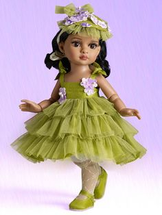Pistachio Cupcake Trixie | Tonner Doll Company