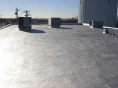 We're trained to be aware that a #commercial #roof being #repaired or replaced is in a working environment>