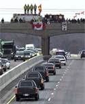 canadian fallen soldiers afghanistan - Highway Of Heroes