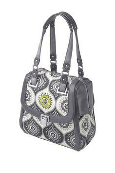 Petunia Handbags Bauhaus Bowler by Petunia Pickle Bottom on @HauteLook