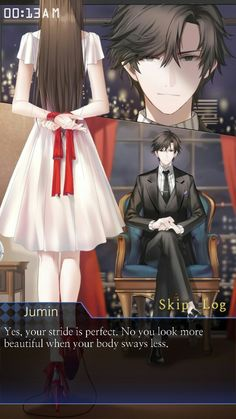 Frickin' 50 Shades of Jumin. This is not a bad end though