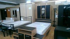 Mobila dormitor Ana Bed, Furniture, Home Decor, Decoration Home, Stream Bed, Room Decor, Home Furnishings, Beds, Home Interior Design