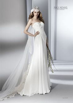 Raul Novias Bridal Gown Style - 13009