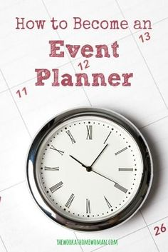 How to Become an Event Planner - Interview with Candice Coppola - Do you want to work as an Event Planner? Then you gotta read this interview with Candice Coppola th - Work From Home Moms, Make Money From Home, How To Make Money, How To Become, Event Planning Tips, Event Planning Business, Party Planning, Business Ideas, Wedding Event Planner