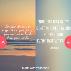 Which quote inspires you? Click here to vote @ http://getwishboneapp.com/share/474490