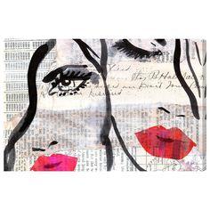 Oliver Gal Artist Co Sister' Canvas Art