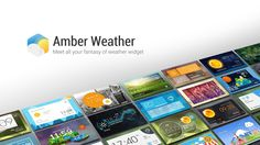 App Gratis: Amber Weather ~ Apps do Android
