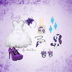 """My Little Pony: Rarity - Grand Galloping Gala"" by ariel-karin on Polyvore"