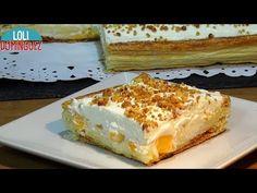 TARTA REGINA ¡¡SIMPLEMENTE DELICIOSA!! - Recetas paso a paso, tutorial. Loli Domínguez - YouTube Recipe Images, Cake Pops, Tiramisu, Risotto, Fondant, French Toast, Cheesecake, Bread, Meals