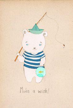 Irena Sophia - Bear Wish