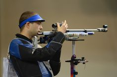 2012 Olympics - Men's 10m air rifle
