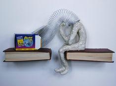 Esculturas com páginas de livros | Criatives | Blog Design, Inspirações, Tutoriais, Web Design