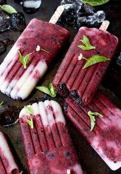 "Homemade Popsicle Recipe with Mixed Berries | <a href="""" rel=""nofollow"" target=""_blank""></a>"