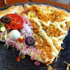 Pizza Di Mantova na Av. Ceará, 1877 em Porto Alegre. Tele: 3779-6977