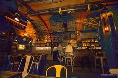 Submarine Pub « 6th-Sense Interiors - Design interior Cluj