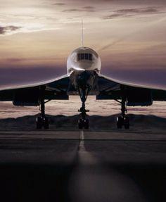 The Next Concorde? Airbus Designs New Supersonic Jet