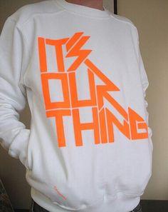 Nice sweatshirt