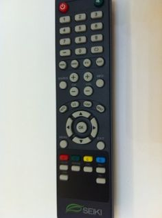 This is original brand new #SEIKI brand genuine #remote control, this brand new remote do not need any program, only put into battery can work!     Brand New Orig...