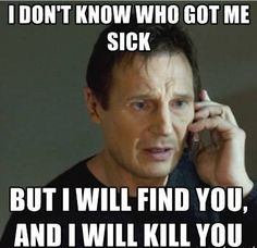 Things Everyone Goes Through While Sick