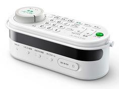 SONYは、このばかばかしいテレビリモコンにフルサイズのスピーカーを詰め込んだ | TechCrunch Japan