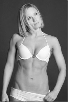 Emily Alvers: 2008 Body For Life grand champion.