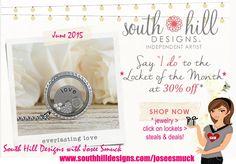 JUNE 2015 LOCKET OF