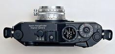 Epson R-D1 Review Nikon Film Camera, Camera Art, Retro Camera, Camera Hacks, Antique Cameras, Old Cameras, Vintage Cameras, Cheap Film Cameras, Classic Camera