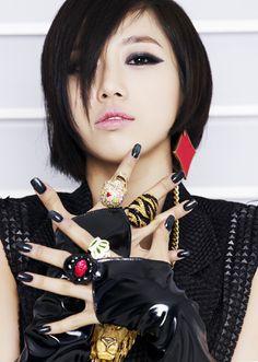 #Eunjung #T_ara