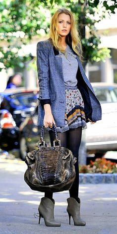 Gossip Girl Outfit Inspiration ~ Breakfast at Tricia's