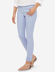 678 Skinny Ankle Jeans from TheLimited.com