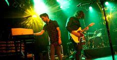 The Boxer Rebellion - Doornroosje, Nijmegen - Boxer Rebellion, September 2013, Concert, Concerts