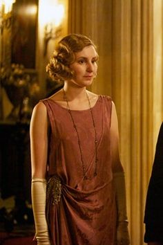 Downtown Abbey costume