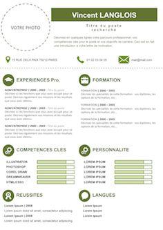 Exemples de CV gratuits à télécharger Powerpoint Modelos, Modelo Curriculum, Cv Photoshop, Cv Template, Templates, Marketing, Cv Curriculum Vitae, Resume, The Originals