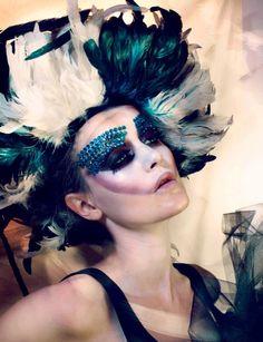 Dramatic Eye Makeup | Make-up Artist – Einat Dan » dramatic-makeup-1