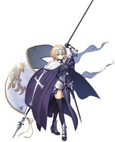 Fate/ Grand Order - Ruler