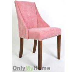 Na zdjęciu Krzesło Flora przyozdobione tasiemką pineskową. U nas stworzysz mebel idealny do Twojego wnętrza. Wejdź na http://onlymyhome.pl/krzesla/17-krzeslo-flora.html  ________________________________ #Krzesło #Flora #wygodne #stylowe #nazamowienie #nowekrzesło  #nowyfotel #chair #armchair  #inspiration #house #homedecor #róż #pink #princess #instahome #instachair #interior #love #followme @onlymyhome.pl