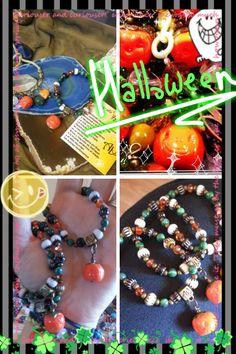 #Amigos estamos a un paso de #Halloween....preparate... #ArtAbalori #Pumpkins #accesorios #foto
