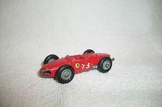 Matchbox Lesney 73 Ferrari Racing Car - http://www.matchbox-lesney.com/28850