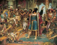 Navegador Vasco da Gama na Índia - portugueses que mudaram o mundo.