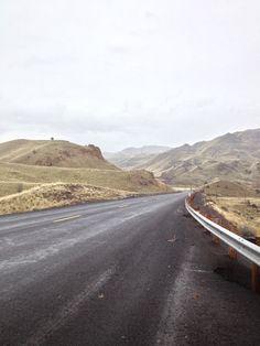the road ahead, Oregon